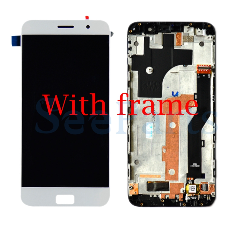 Image 3 - 5.5For Lenovo ZUK Z1 LCD Display Touch Screen Digitizer Assembly