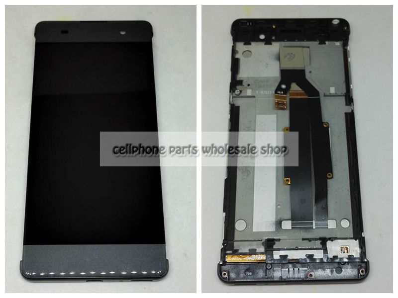"imágenes para 5.0 ""pantalla LCD Digitalizador de Pantalla Táctil + montaje Del Marco Para Sony Xperia XA F3112 repuesto Pantalla parte"