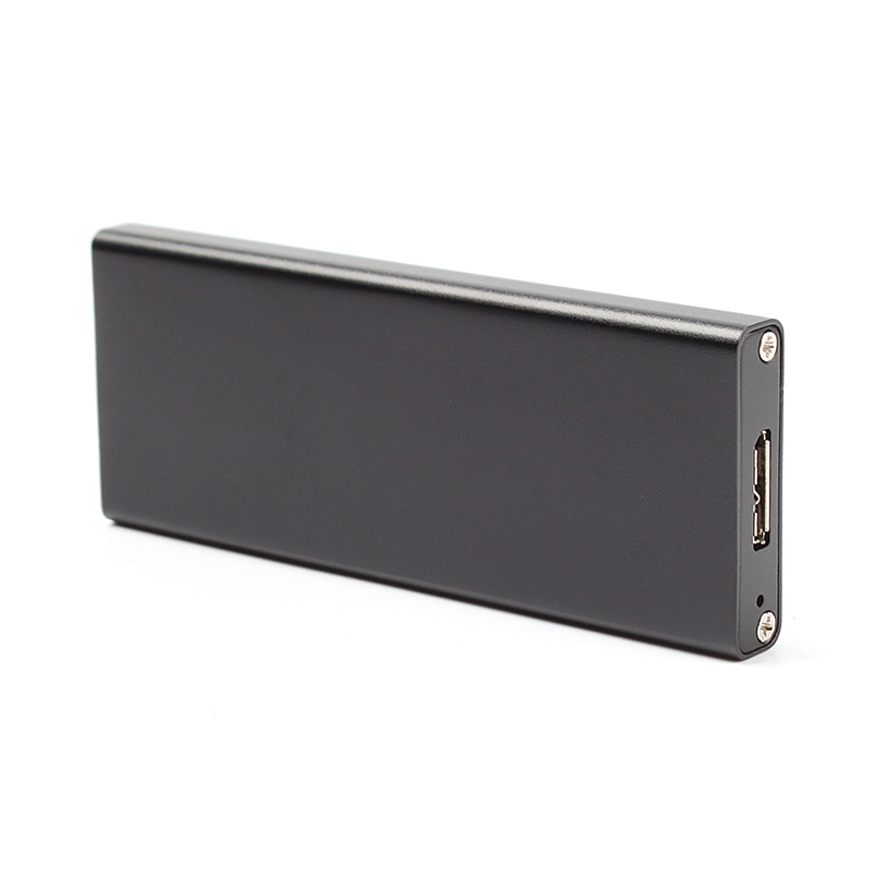 ASM1351 Chipset USB 3.1 Type A to NGFF SSD Enclosure USB3.1 to M.2 adapter M2 SSD Mobile Box