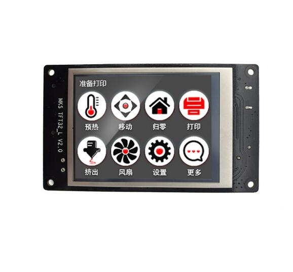 3d Printer Parts e Accessories tela de toque 3.2 inch Modelo Número : Mks Tft32