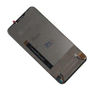 """Image 3 - Original 6.2 """"pour Meizu X8 X 8 Axisinternational LCD écran daffichage + écran tactile numériseur pour Meizu X8 M852H LCD cadre daffichage"""