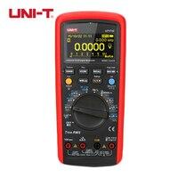 UNI T UT171B Цифровой Мультиметр Электронный AC/DC True RMS Авто/Ручной Выбор Диапазона Допуска (nS) C/F VFC термометр Подсветка ЖК Дисплея