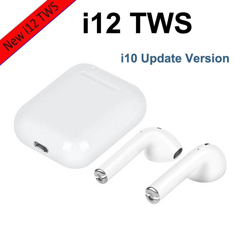 I12 мини СПЦ Bluetooth 50 наушники Спортивный Пот true Беспроводной наушники для IPhone X XS Макс я 10 S samsung huawei i10 СПЦ купить в магазине 3CK EARPHONE Store на AliExpress