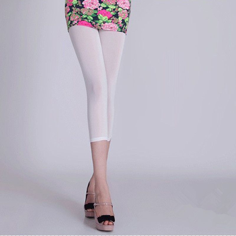 Fashion Push Up Slim   Legging   New Women Candy Colored leggins Spring Summer Style Cotton   Leggings   Large Size Fitness Pants 8AA169