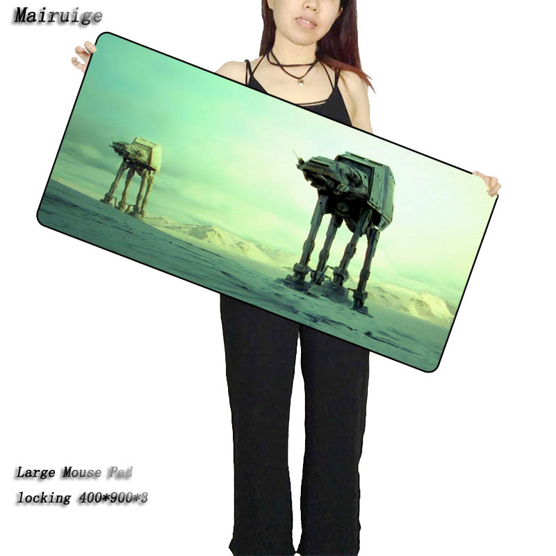 Mairuige Star War Large Size Optional Mouse Pad Natural Rubber Material Waterproof Desk Gaming Mousepad Mats for Csgo Dota LOL