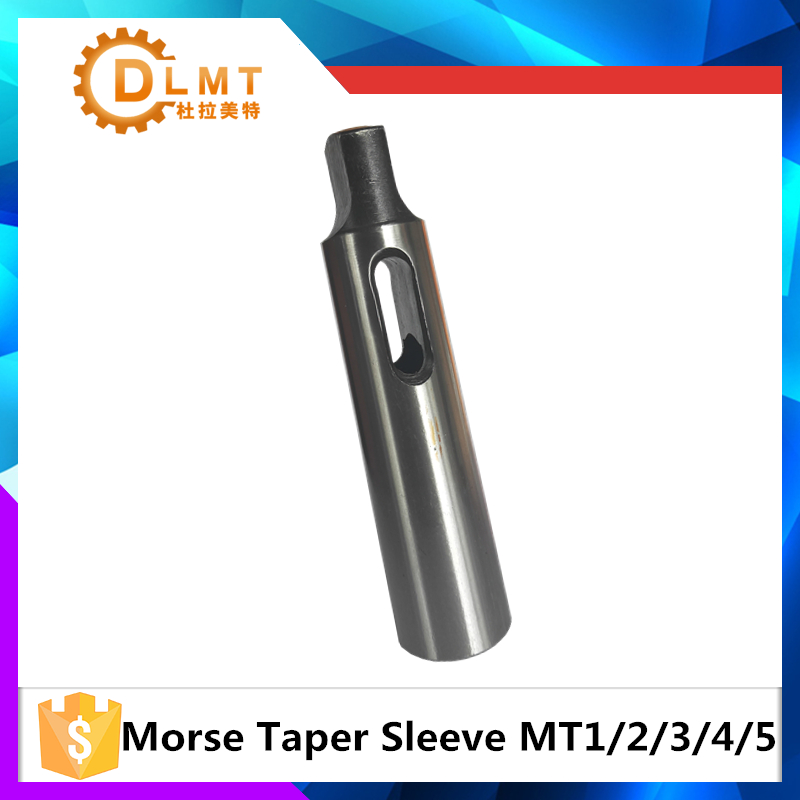 1pcs Morse Taper Sleeve Adapter MT2 To MT1 Morse Taper Adapter Reducing Drill Sleeve