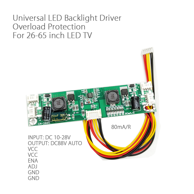 10 48 inch LED LCD TV Backlight Constant Current Board Boost driver
