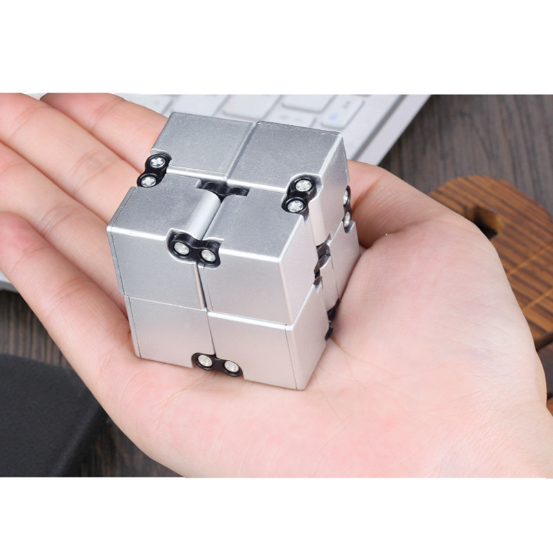 Original Antistress infinity Cube Creative Magic fidget antistress toys Office flip Cubic Puzzle puzzles & magic cubes