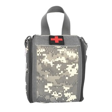 Outdoor Hunting EDC Utility Belt Bag Tactical Molle Medical Kit Pouch Emergency Survival Gear Bag First Aid Kit Pouch