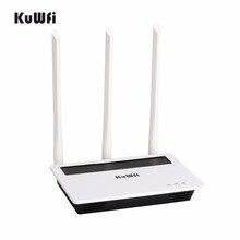 Enrutador inalámbrico de alta potencia, señal Wifi potente, Red en casa, AP con Antena 3 * 6dbi, repetidor Wifi, 2,4G, 300Mbps