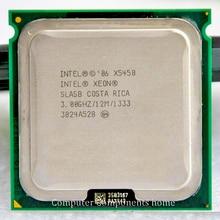 intel core 2 Quad xeon X5450 Quad Core Server CPU with two PCS 771 to 775