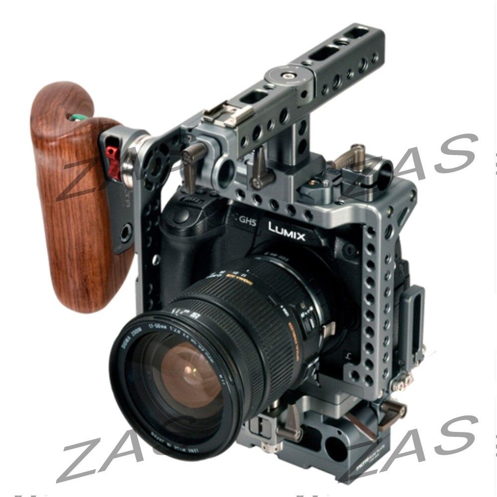 TILTA ES-T37A / ES-T37 Նոր բռնակ Panasonic GH4 / GH5 - Տեսախցիկ և լուսանկար - Լուսանկար 3