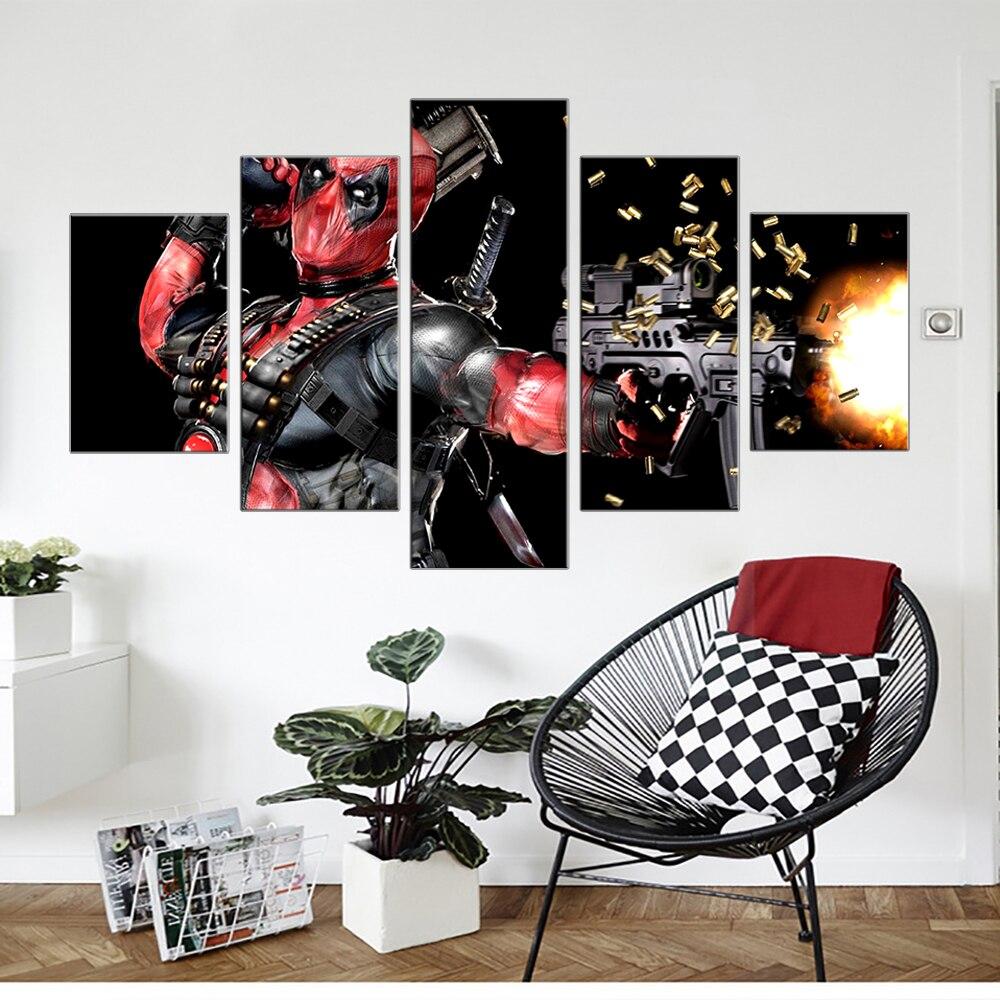 Kelebihan Kartun Deadpool Tamu
