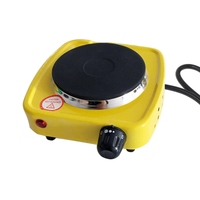 500W Mini Stove Cooking Plate Coffee Milk Heater Electric Hot Grill Burner Tools