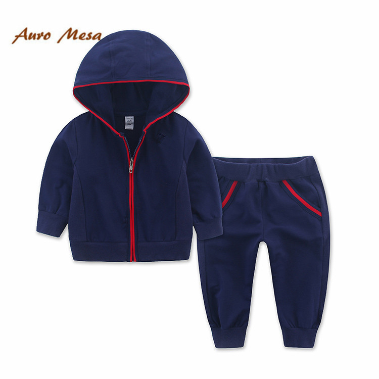 Casual Brand Children Clothing Spring Autumn Boy Tracksuit Kids Clothes Set Sport Suit bibicola spring autumn baby boy clothing set boy sport suit sets children tracksuit clothes top pant