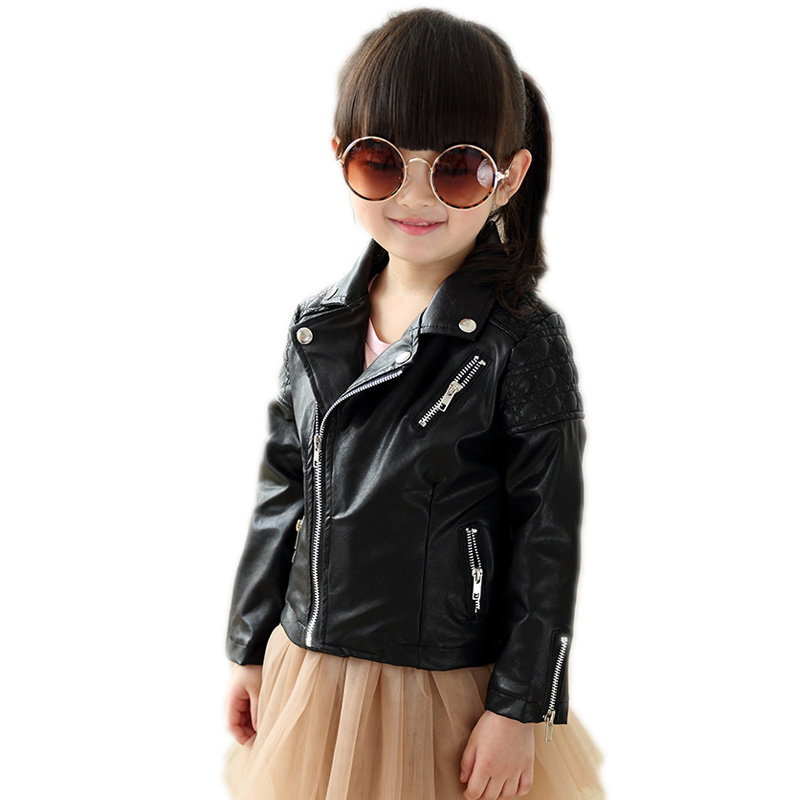 Online Get Cheap Leather Jackets for Girls -Aliexpress.com
