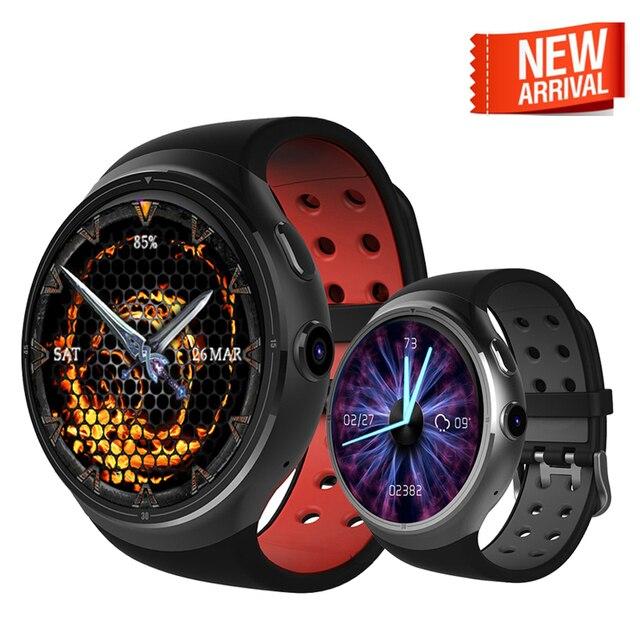 Smarcent Z10 Bluetooth Smart Watch Android 5.1 MT6580 1.3GHz 1GB+16GB GPS WiFi Nano SIM 3G Wristwatch Men's Smartwatch relogio