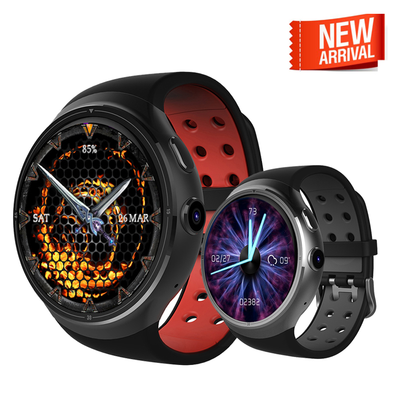 Smarcent Z10 Bluetooth Smart Часы Android 5,1 MT6580 1. 3g Гц 1 ГБ + 16 ГБ gps Wi Fi Nano SIM 3g наручные Для мужчин умные часы Smartwatch relogio