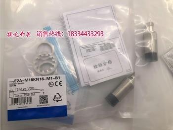 цена на FREE SHIPPING %100 NEW E2A-M18KN16-M1-B1 Proximity switch sensor