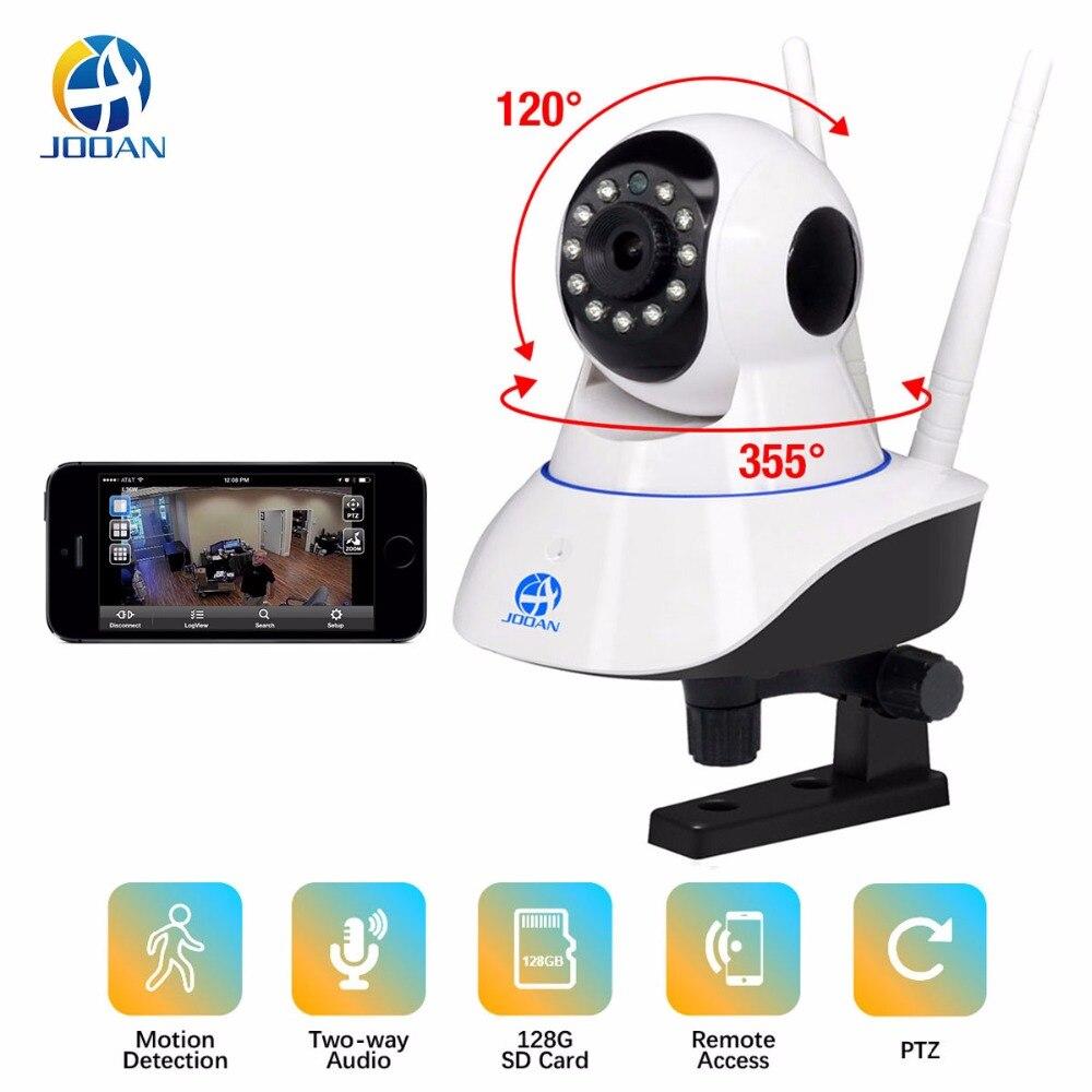 JOOAN 1080 p Wireless IP Della Macchina Fotografica 720 p HD WiFi intelligente di Sicurezza Domestica IRCut Visione Video CCTV di Sorveglianza di Pet/ baby Monitor