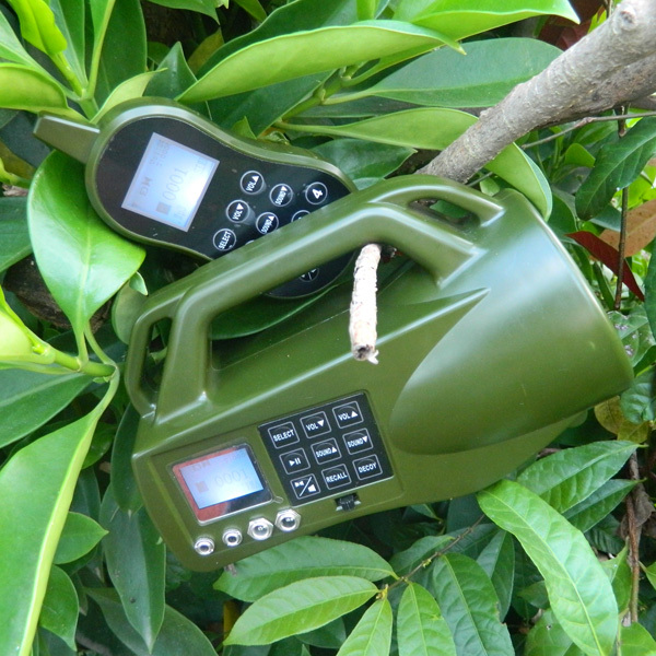 2016 New CP-550 Electronics Hunting Bird Caller Sounds Player Hunting Decoy Speaker Remote Control 210 sounds 50w sounds birds caller hunting decoy mp3 player bird hunting trap mp3 with 100 200m remote control