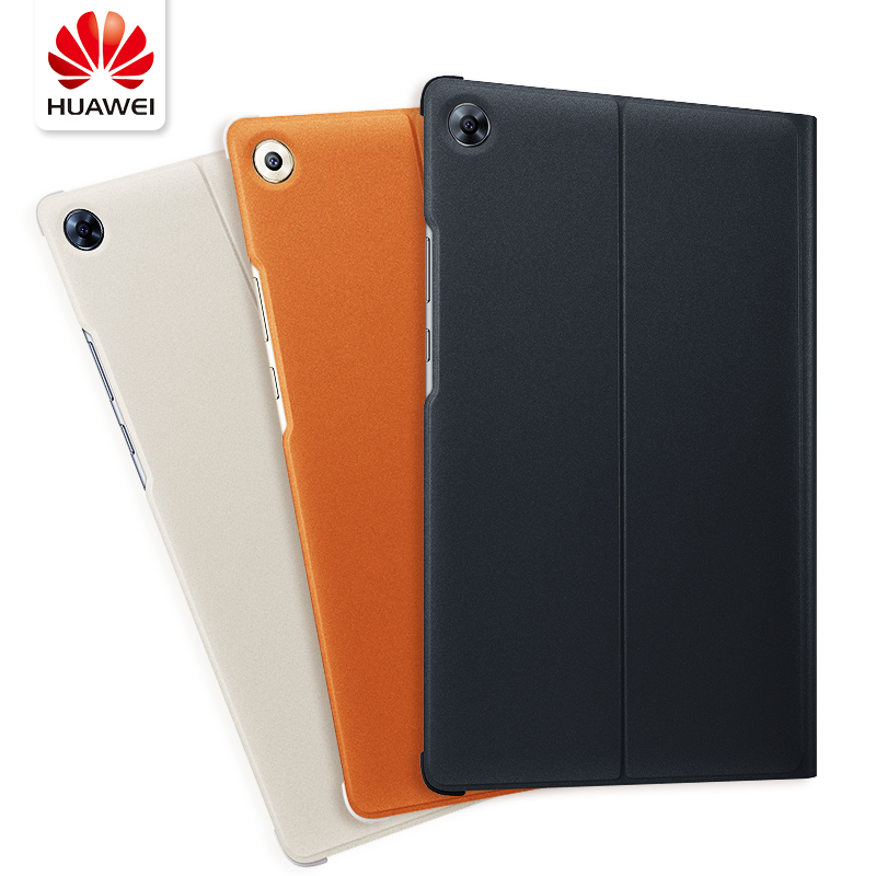 HUAWEI M5 Pro Case Official Original Smart HUAWEI Mediapad M5 Cover Kickstand Flip Leather M5 Case Tablet Cover 8.4 10.8-in Tablets & e-Books Case from Computer & Office    1