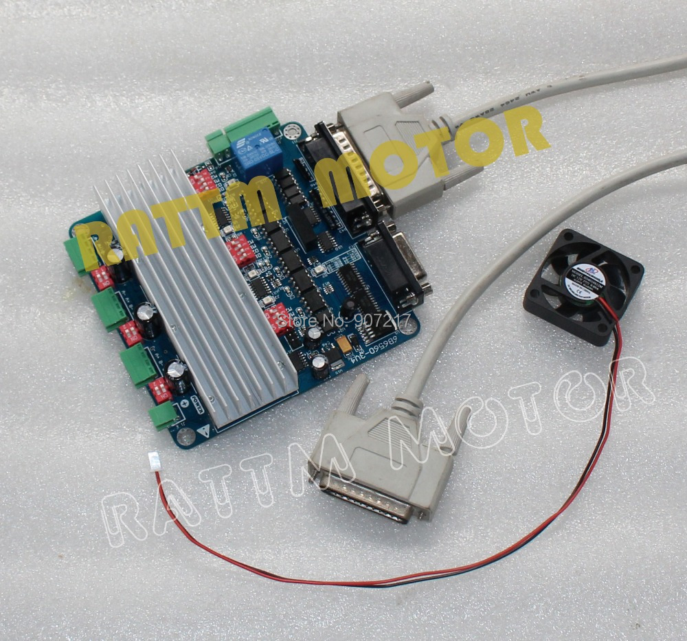 цена на 3 axis CNC controller TB6560 stepper motor driver board H type