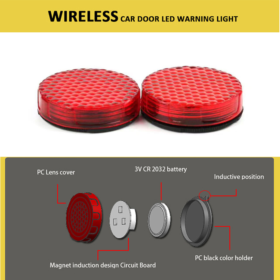 hero wolo price b light led on lights best magnetic seen flasher warning