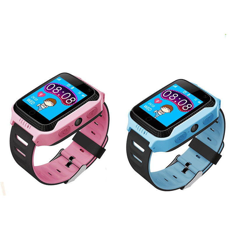 Children Watch HD Color Screen Smart Phone Call GPS Positioning Kids Watches Men's Women's Watch For Boys And Girls Reloj Nino children watch color screen insert card call illumination kids watches men women positioning touch clock boys girls reloj nino