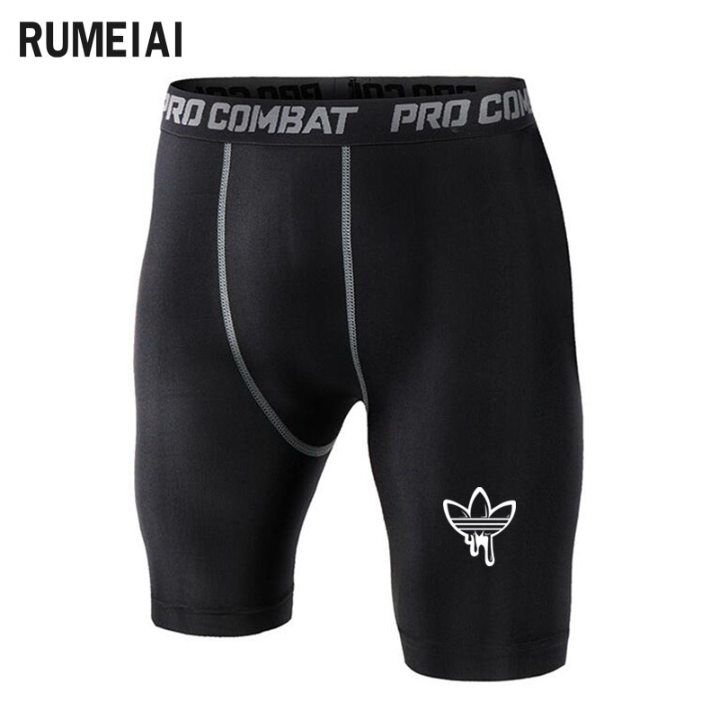 2018 Mens Shorts Casual Bermuda Brand Coconut Pattern Compression Male Cargo Shorts Men Linen Fashion Men Short Summer Linen