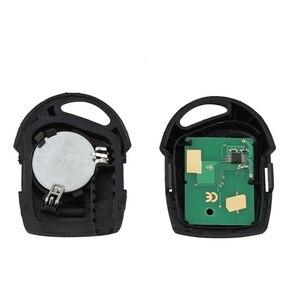 Image 3 - BHKEY 3 Bottoni Sostituzione Auto Chiave A Distanza di Fob Transponder Chip 4D60 433Mhz Per Ford Mondeo Focus Transit Completo completo chiave