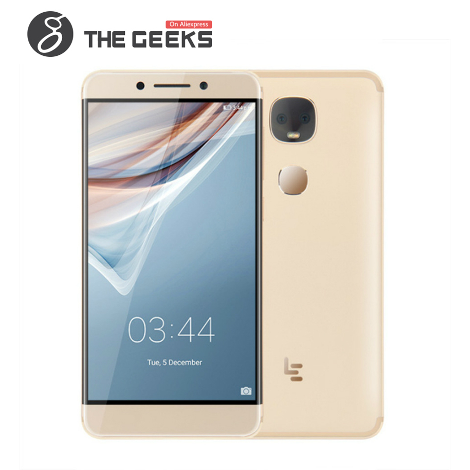 LeEco LeTV Le Pro 3 AI X650 4 + 64 GB/X651 4 + 32 GB teléfono Android 6,0 Cámara Dual de 5,5 pulgadas 4G Smartphone