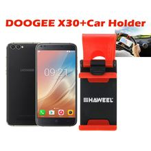 DOOGEE X30 Android 7.0 5.5'' HD Multi-point Screen 2GB RAM 16GB ROM MTK6580 Quad Core 3G Smartphone 4 Cameras 3360mAh Phones(China)