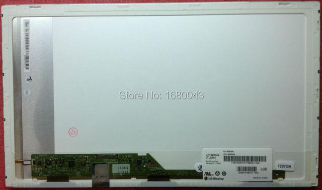 Envío gratis LP156WH4 TLN1 TLN2 TLA1 TLB1 para Lenovo Thinkpad IBM G555 G575 E520 B550 Y550 G550 G560 G570 pantalla del ordenador portátil Lcd