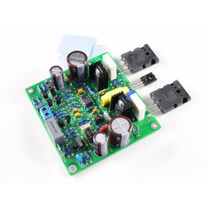 Image 4 - Lusya 2pcs Accuphase E210 Modified Power Amplifier Board 150W 8ohm finished board DC 25V 55V F8 005