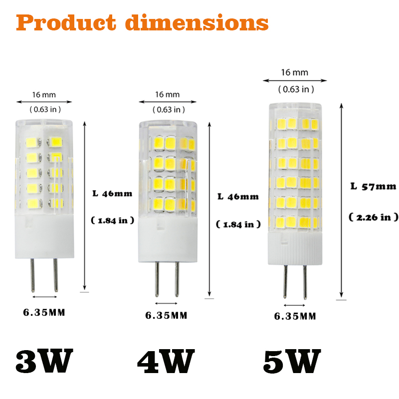 gy6 35 led light bulb bi pin jc type led light bulb 3w 4w 5w (30wgy6 35 led light bulb bi pin jc type led light bulb 3w 4w 5w (30w 50w equivalent) ac110v 120v or 220v halogen replacement bulb in led bulbs \u0026 tubes from