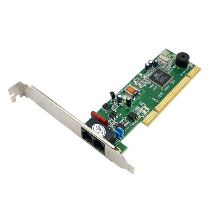 V90 V92 56K Internal PCI Data Fax Voice Dial Up Internet