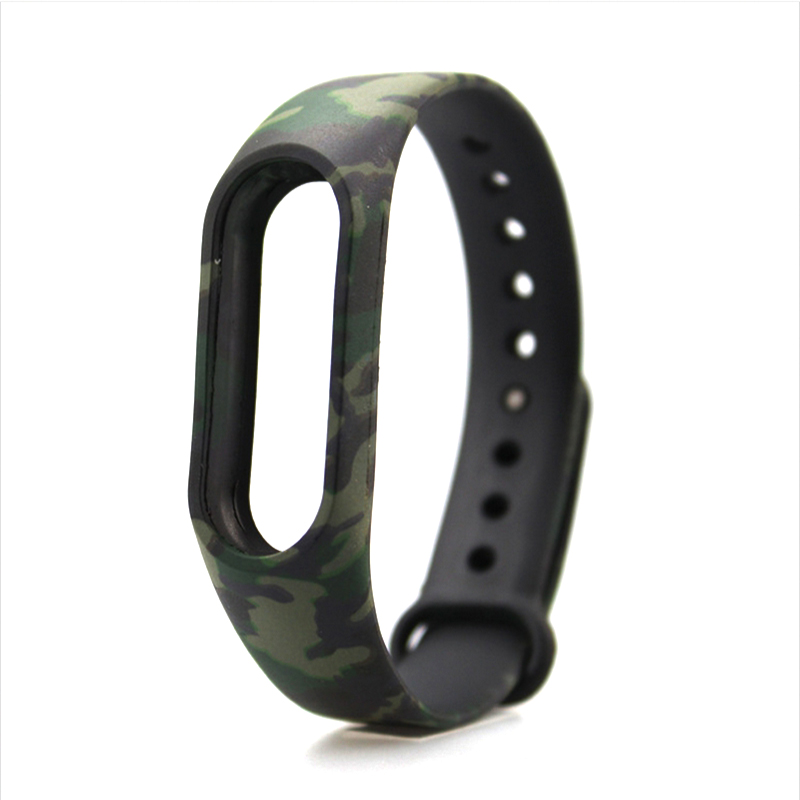 HANGRUI Colorful Xiaomi Mi Band 2 Wristband Miband 2 Strap Bracelet Strap Replacement Smart Band Accessories For Mi Band 2 Band 10