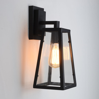 Vintage Wall Lamps Industrial Black Wall Light Black Sconce light fixtures Bedroom Wall mounted Lamp Bar luminaria Home Lighting