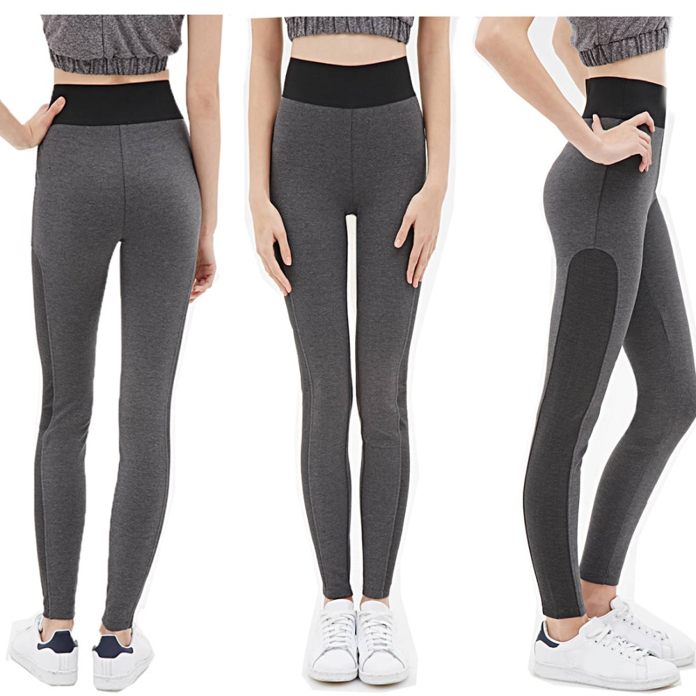 Collection High Waisted Workout Leggings Pictures - Reikian