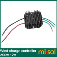 1pcs Of Wind Charge Controller 300W 12V Wind Regulator