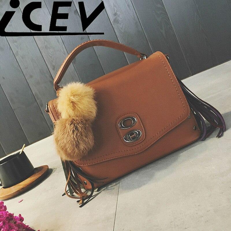 ФОТО 2016 New Brand Designer Women Bags Satchels Crossbody Bags Vintage Women Shoulder Bag Retro Messenger Bag Woman Leather Handbag