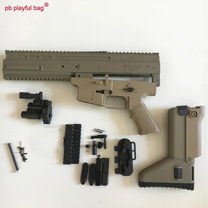 Magazine-Accessories Water-Bullet-Gun SCAR Game-Equipment Outdoor CS V2 OA63 Jinming