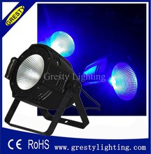 white and warm white 200W cob led par light for sale dmx stage light(China)