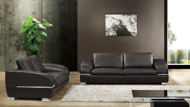cow genuine leather sofa set living room furniture couch sofas living room sofa sectional/corner sofa1+3 seater feather sofa