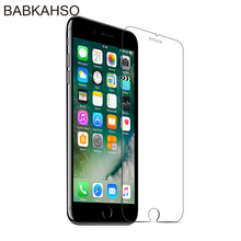 Hot High Definition 0.26mm Tempered Glass on For Iphone X 8 7 6 Plus for Iphone 5S 5 SE 5C 4 Front Back Screen Protective Glass mo mat mirror tempered glass front back protectors for iphone 5 5s 5c silver