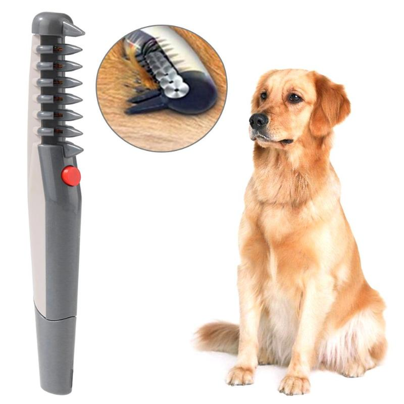 Electric Pet Grooming Comb Hair Trimmer Groomer Remove Pet Hair Scissor Trimmer Dog Hair Beauty Supplies tesoura de tosa fenice