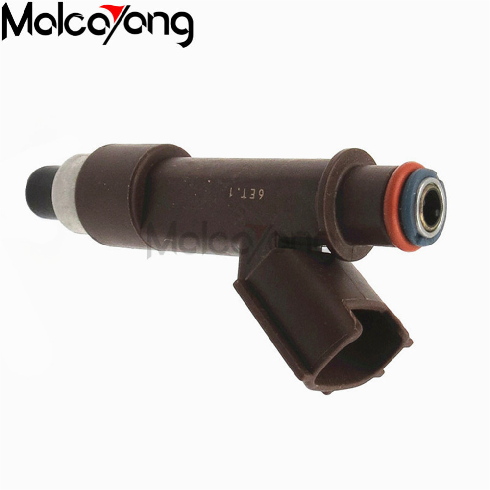 8PCS LOT Car styling High quality Fuel Injector Nozzle for Toyota LEXUS GX470 LX470 4 7L