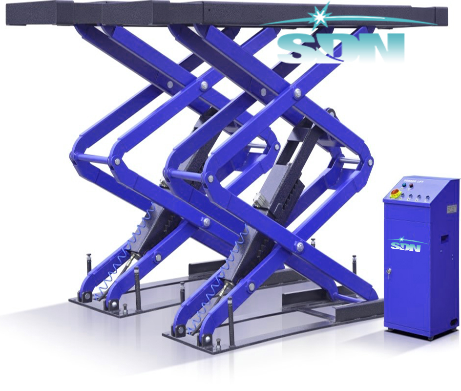 Hydraulic Scissor Lift Install In Ground Scissor Car Lift