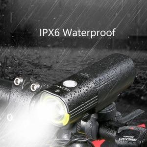 Image 4 - Головной фонарь GACIRON велосипедный, водонепроницаемый, 1000 лм